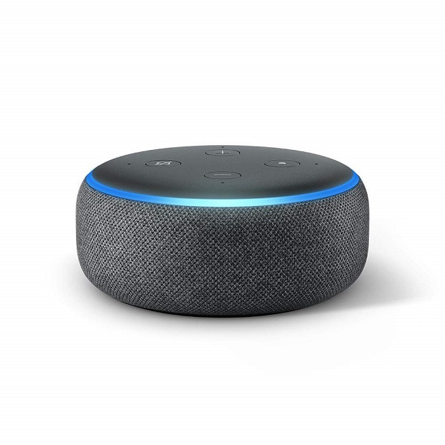 descripcion altavoz amazon echo dot