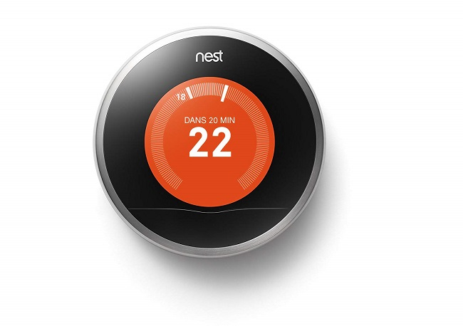 descripcion termostato nest learning t200677