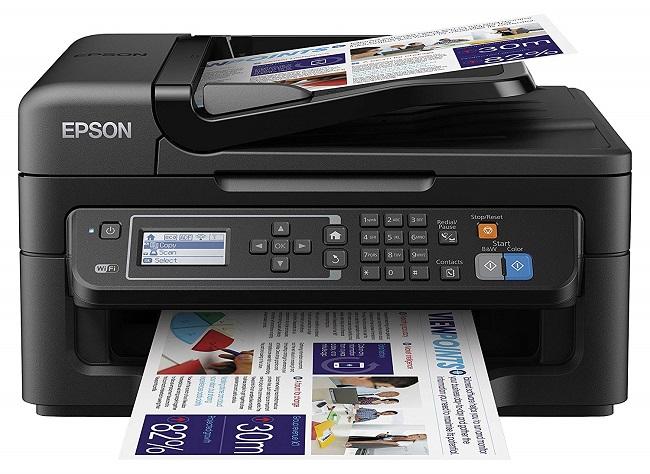 descripcion impresora epson workforce