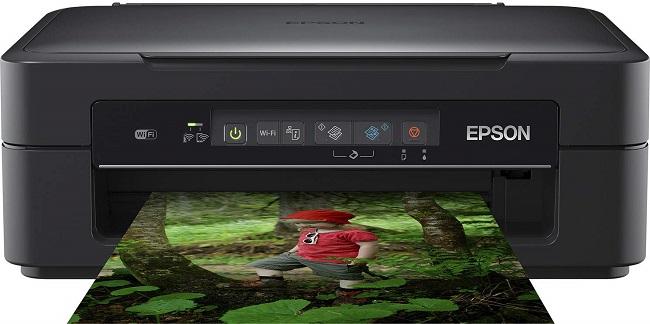 descripcion impresora epson xp255