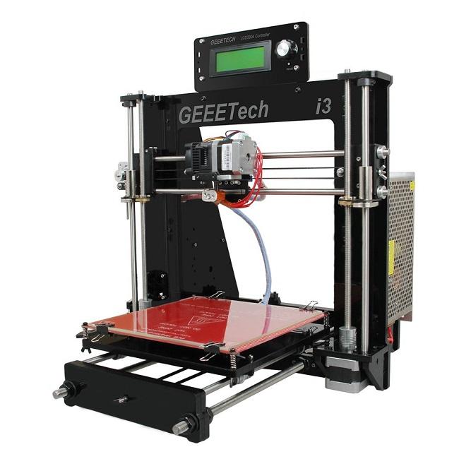 descripcion impresora acrilica 3d