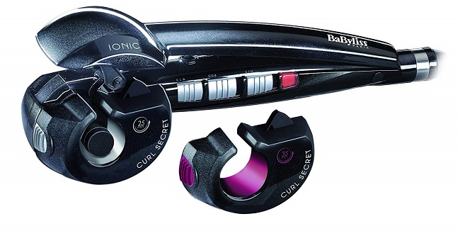 descripcion rizador babyliss
