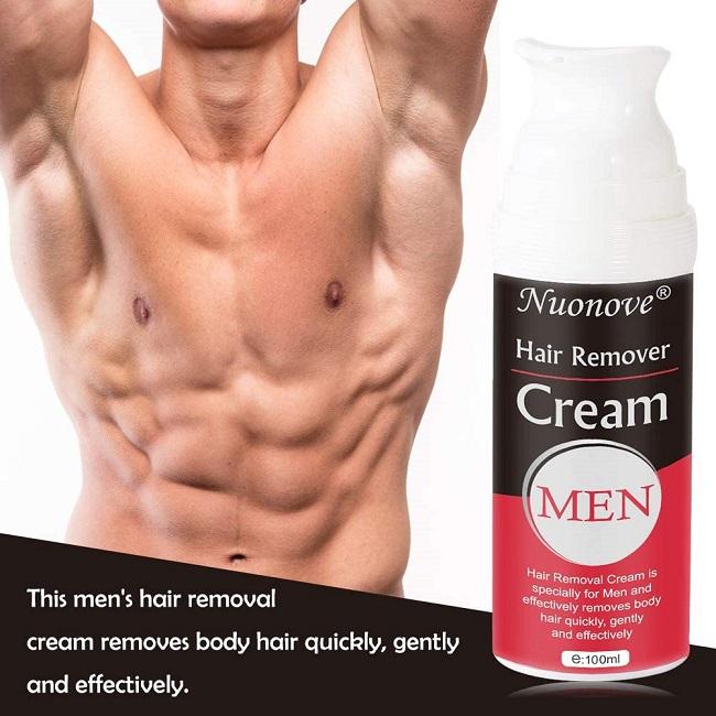 descripcion crema depilatoria hair remover