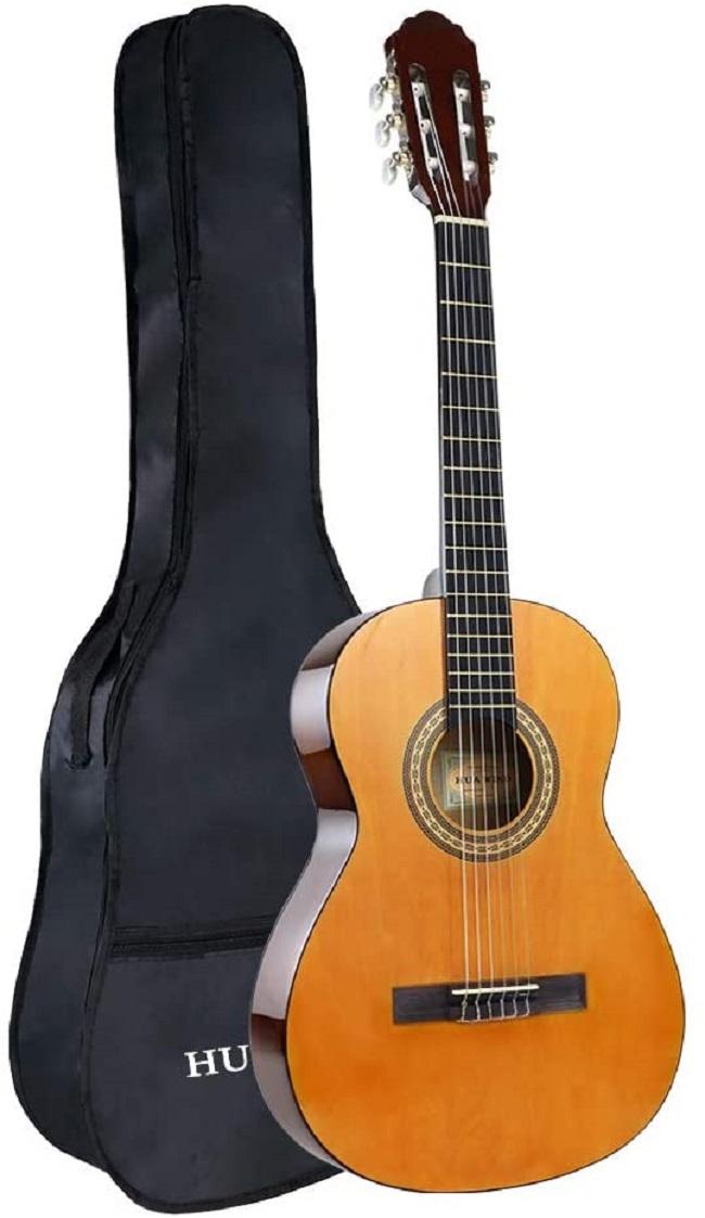 descripcion guitarra hua wind