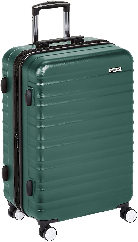 descripcion maleta amazonbasics