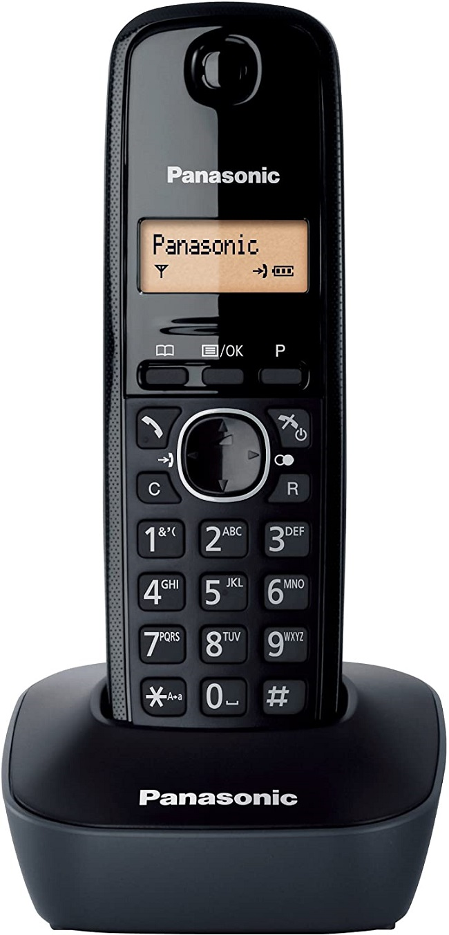 descripcion telefono panasonic kx tg1611sph