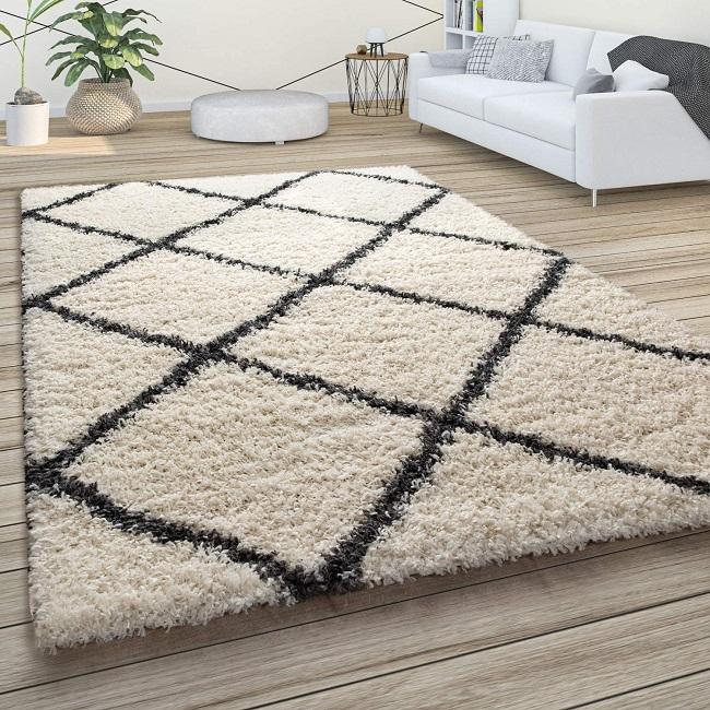 descripcion alfombra shaggy