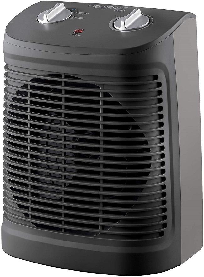 descripcion calefactor rowenta