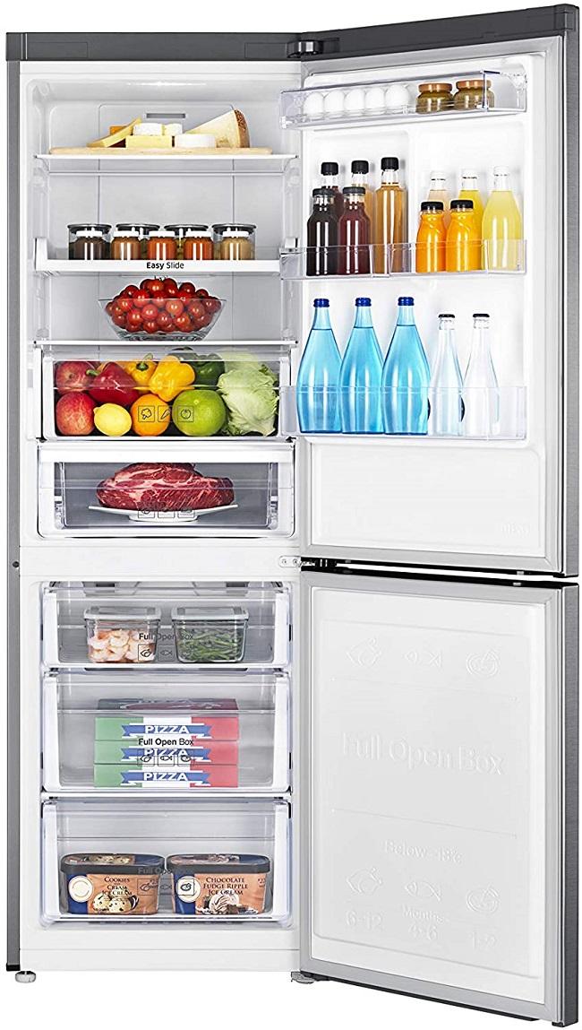 descripcion frigorifico samsung combi