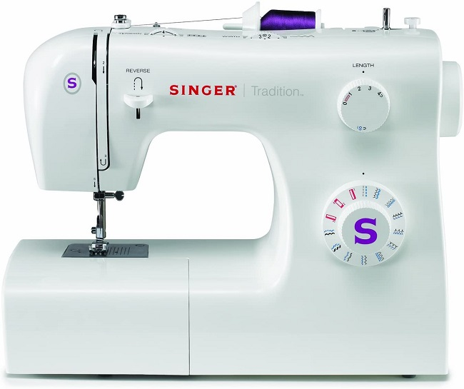 descripcion maquina coser singer tradition 2263