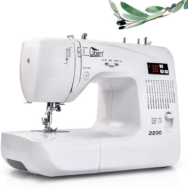 descripcion maquina coser uten