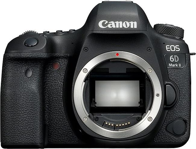 descripcion camara canon eos 6d